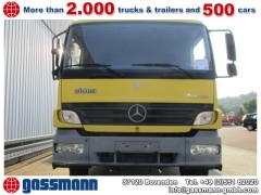 Mercedes Benz Atego 1325 AF 4x4, only chassis